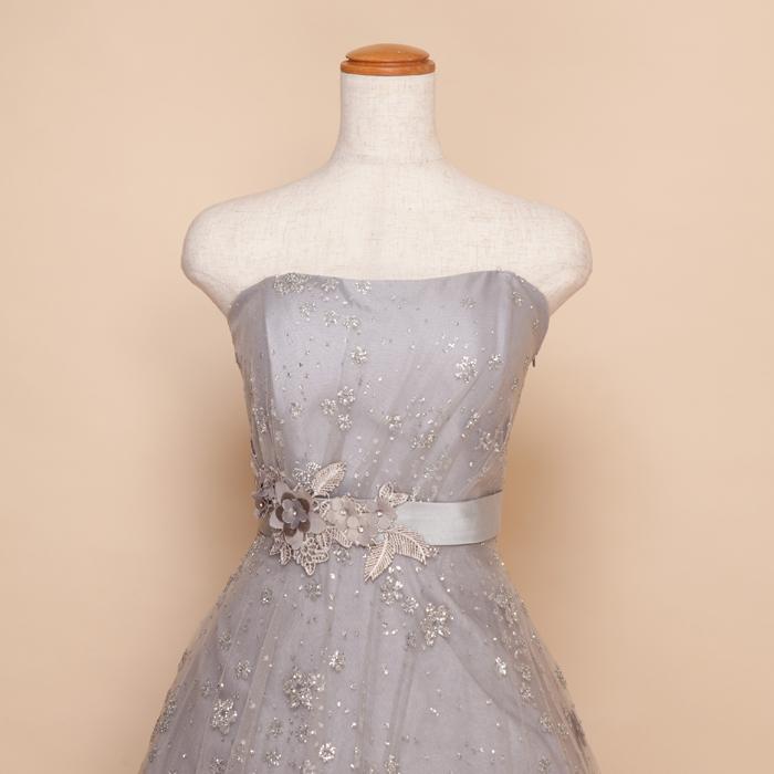 シルバーグレードレス